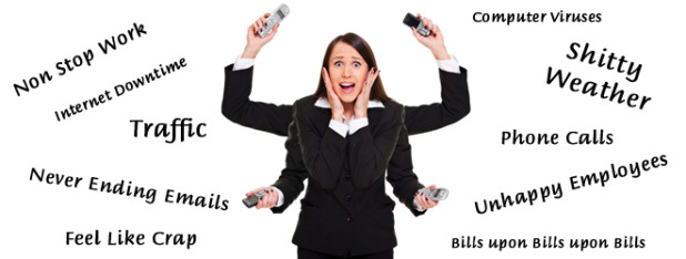 Your Mental Well Being and Overall Health Impacts your Business